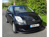 Toyota Yaris 2008, super price for a great reliable car