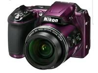 Nikon Coolpix L840 Plum