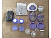 Lansinoh 2 in 1 electronic breast pump