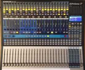 Presonus StudioLive 24.4.2 Digital Mixer / Desk / Audio Interface