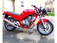 yamaha xj600 1994 perffect cafe racer or street fighter project bike running ready for build