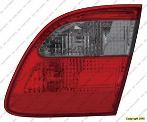 Trunk Lamp Passenger Side (Back-Up Lamp) Wagon E350 High Quality Mercedes E-Class 2007-2009