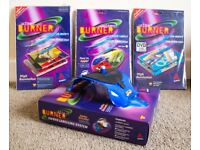 Avery After Burner CD/DVD Labelling System including packs of labels