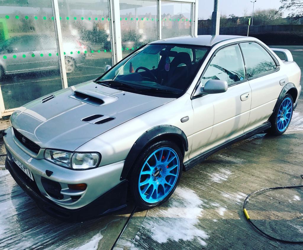 Subaru Impreza Uk2000 Gc8 Awd In Sutton In Ashfield