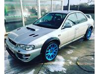 Subaru Impreza uk2000 gc8 awd