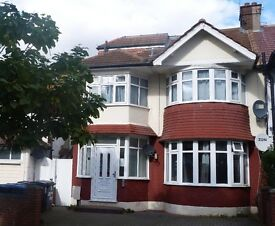 Lovely & Spacious 3 bedroom garden flat close to Willesden Green Tube station & Gladstone Park