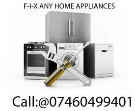 Cooker, Washing machine, Fridge freezer, Dryer, Oven Sell, Install, -_-Repair_-_