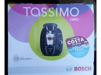 This is a brand new TASSIMO AMIA