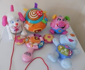 Big bundle of baby toys £10 for all collection from Shepshed.