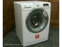 NEW!!HOOVER DYNAMIC DYN9164DPG WASHING MACHINE WHITE WITH 12 MONTHS WARRANTY RRP - £329