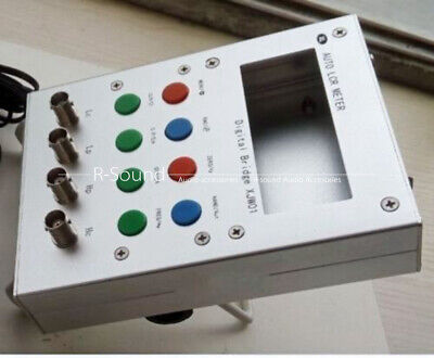 Xjw01 Digital Bridge 0.3 Lcr Tester Resistance Inductance Capacitor Esr Meter