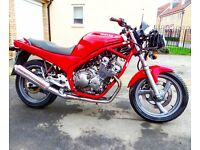 yamaha xj600 1994 perffect cafe racer or street fighter project sports bike running ready for build