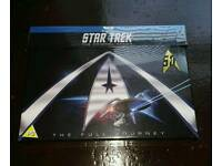 Star Trek The Original Series 1966 Blu Ray New/Sealed
