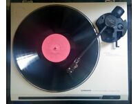 Pioneer PL-120 belt drive turntable record player