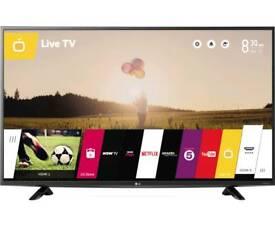 "4k LG 43"" Smart TV (UHD)"