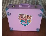 Pony in my Pocket Complete Riding & Equestrian Arena in Carry Case