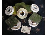 Circular cartridges for Hannimex slide projector