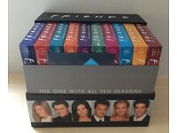 Friends complete box set - the one with all 10 seasons