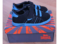 Boys Lonsdale Trainers - size 7