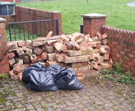 Rubble free to collect, Havant area