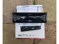 Car stereo/radio Sony DSX - AU202UI