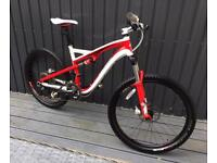 Mint Specialized Camber Comp Fsr Mountain Bike