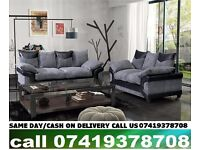 Mishal DENO 3 AND 2 SEATER SOFA SUITEor CORNER SOFA CHEAP PRICE ORDER NOW