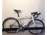 giant defy road bike size M