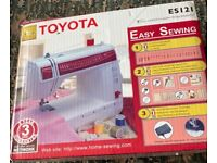Toyota Easy Sewing Machine RS2000 series