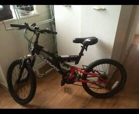 Muddyfox Children's Bike
