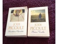 2 x Jodi Picoult Books - 'Nineteen Minutes' 'Plain Truth'