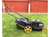 McCulloch Petrol Lawnmower - Excellent Condition