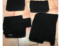 Suzuki S Cross set of car mats