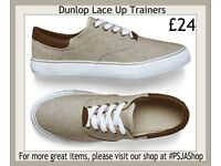 Dunlop Lace Up Trainers