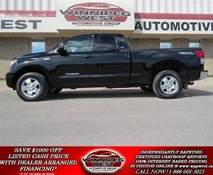 2010 Toyota Tundra SR5 TRD OFF ROAD, 4X4 5.7L V8, BLUETOOTH, 1-O