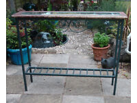 Hall/console table/plant pot stand