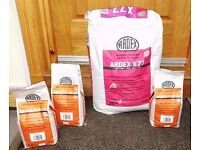 1 Bag 25kg of ARDEX X77 & 3 x 2.5kg bags of ARDEX-FLEX FS