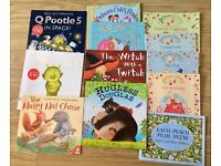Children's collection of 12 books - various authors