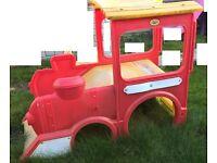 Large Train Slide for the garden
