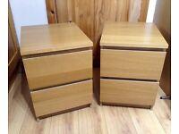 Pair of IKEA Drawers .... £25