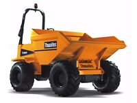 Dumper Driver's - Wood Lane