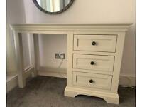 Oak Furniture Land Off White Dressing Table