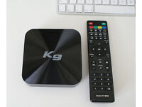 THE NEW K9 ANDROID QUAD CORE SMART TV BOX YOUR FIRST CHOICE