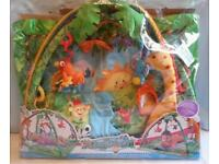 Fisher Price Woodland Forest Play Gym