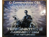 C64 Terminator box edition