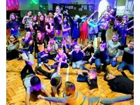 children's parties South London and Kent, face painters, games, prizes, bubble and snow machines