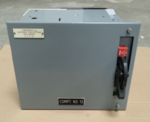 "Allen Bradley 2100 12""  MCC Feeder Bucket 40 amp 140U-I6C3-C40M with door"