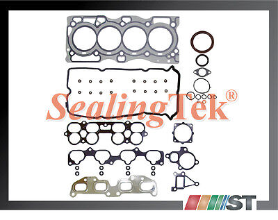 Fit 02-06 Nissan 2.5l Qr25de Engine Full Gasket Seal Set Kit W/ Mls Head Gasket