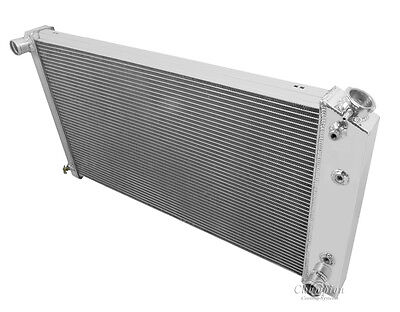 1979 Buick Electra All Aluminum 3 Row Champion Radiator DR