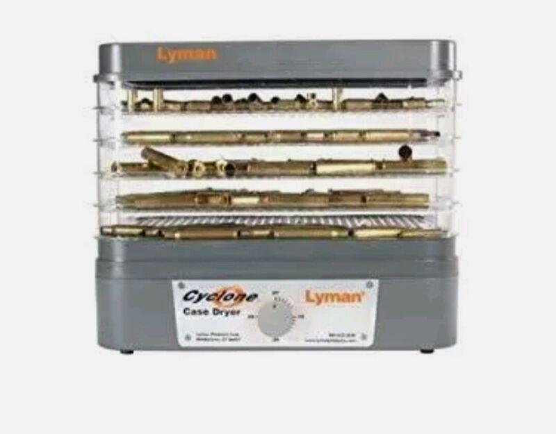 Lyman Cyclone Case Dryer 230V, Model: 7631561